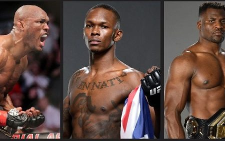 KINGS OF UFC: How Nigerian fighters are dominating the world
